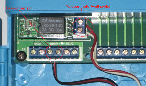 How To Bypass Garage Door Sensors Dandk Organizer